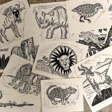 africanalphabet_prints