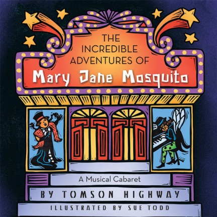 A Musical Cabaret picture book