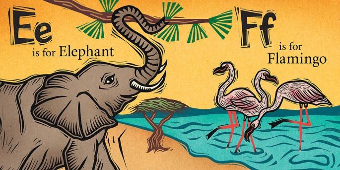 An African Alphabet Pgs 7-8