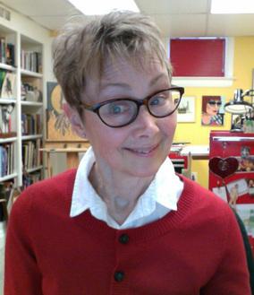 Sue Todd portrait